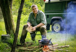 Bushcraft Show with Ray Mears