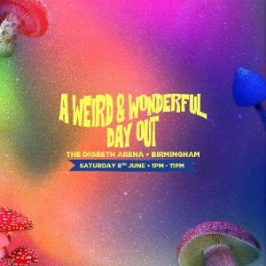 A Weird & Wonderful Day Out @ The Mill