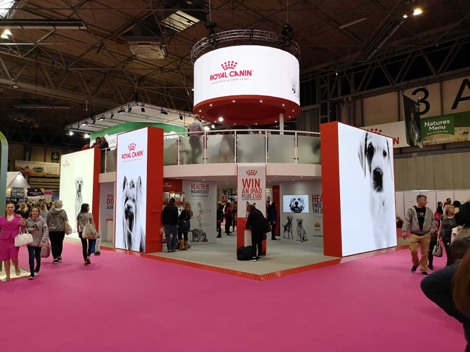 Crufts Exhibition
