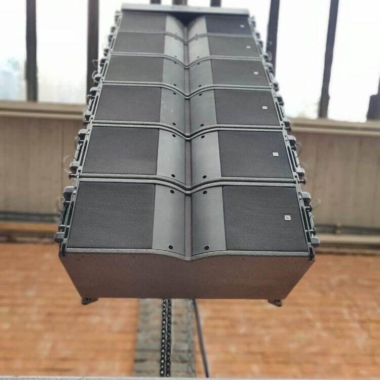 L-acoustics Hire